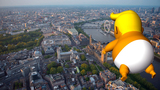 More than 6,000 sign petition to get inflatable 'baby Trump' to float over London