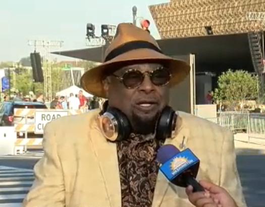 Parliament-Funkadelic band leader George Clinton (Photo: ABC7)