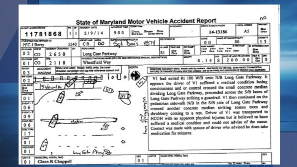 The latest wife said school bus driver took seizure meds for Maryland motor vehicle inspection stations