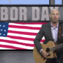 Singing weatherman returns for the Labor Day weekend