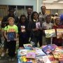 Book giveaway sparks interest in reading for Brookdale Elementary students