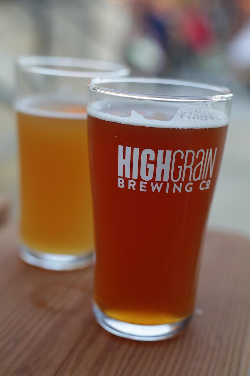 HighGrain's Amber IPA / Image: Chez Chesak // Published: 7.16.19