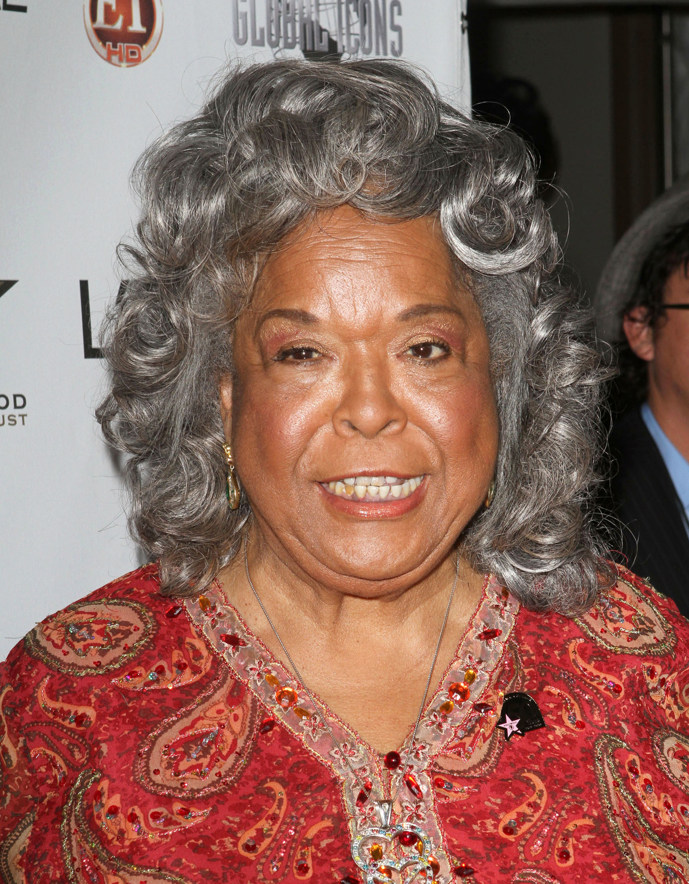 Della Reese at the 50th anniversary birthday bash for the Hollywood Walk of Fame on Nov. 3, 2010. (WENN.com)<p></p>