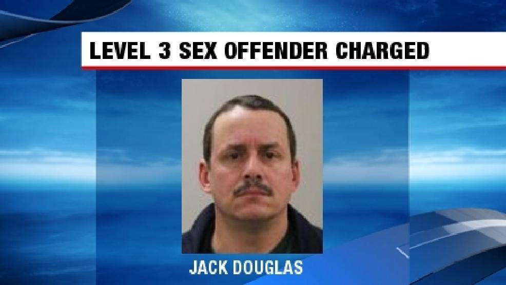 Level 3 sex offender