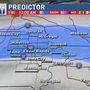 Heavy snow likely in parts of eastern Iowa into Friday
