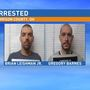 Two arrested for September break-in