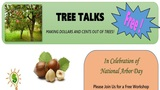 Tree Talks: Free workshop in Roseburg to discuss 'making dollars & cents out of trees'