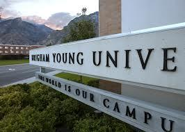 Brigham Young University's ranking: 4.3
