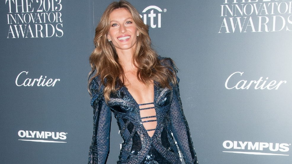 Gisele Bündchen rules as highest-paid supermodel... again