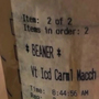 Starbucks barista accused of writing racial slur on customer's cup