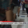 State school superintendent search down to four candidates