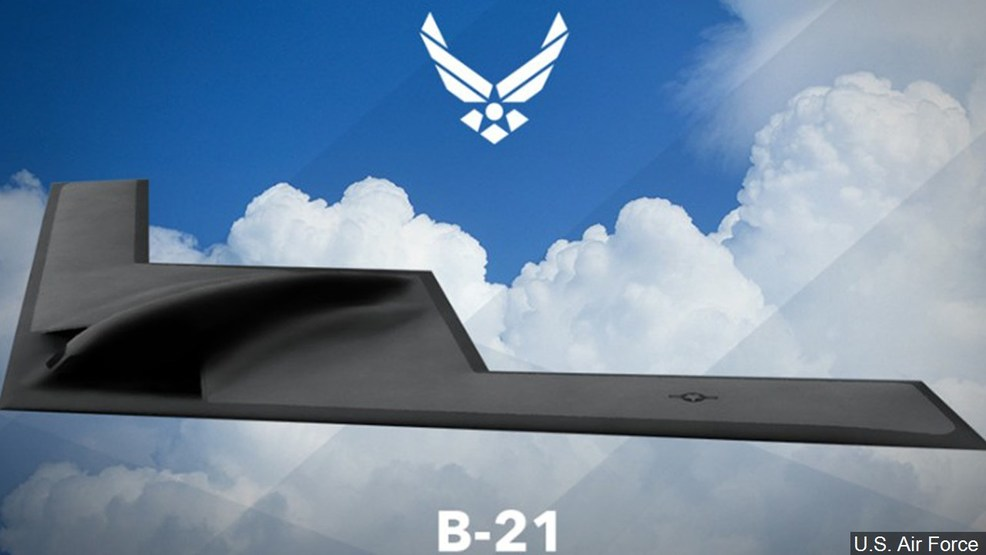Air Force says Whiteman AFB will house the new B-21 bomber