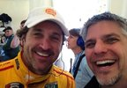 Patrick Dempsey and Garth 3.jpg