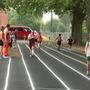 Eberhardt Track Meet for the visually impaired