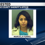 Woman arrested on DWI warrant