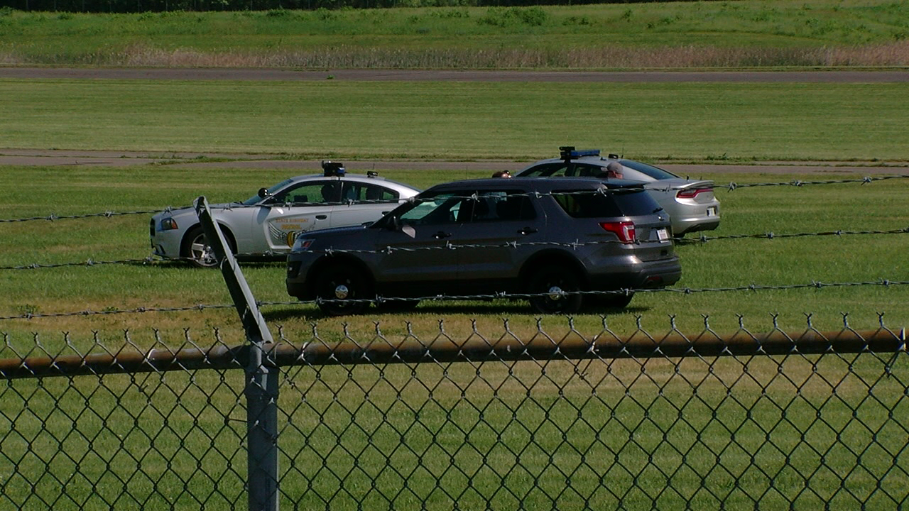 Pilot injured in small plane crash at Butler County Regional Airport in Ohio (WKRC)<p></p>