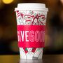 Starbucks giving away 1,000 $20 gift cards in downtown Nashville Wednesday