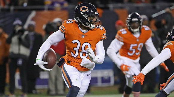 Adrian Amos{ } had 73 tackles and 2 INT last season.