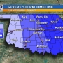 Metro schools cancel evening activities ahead of potential severe weather