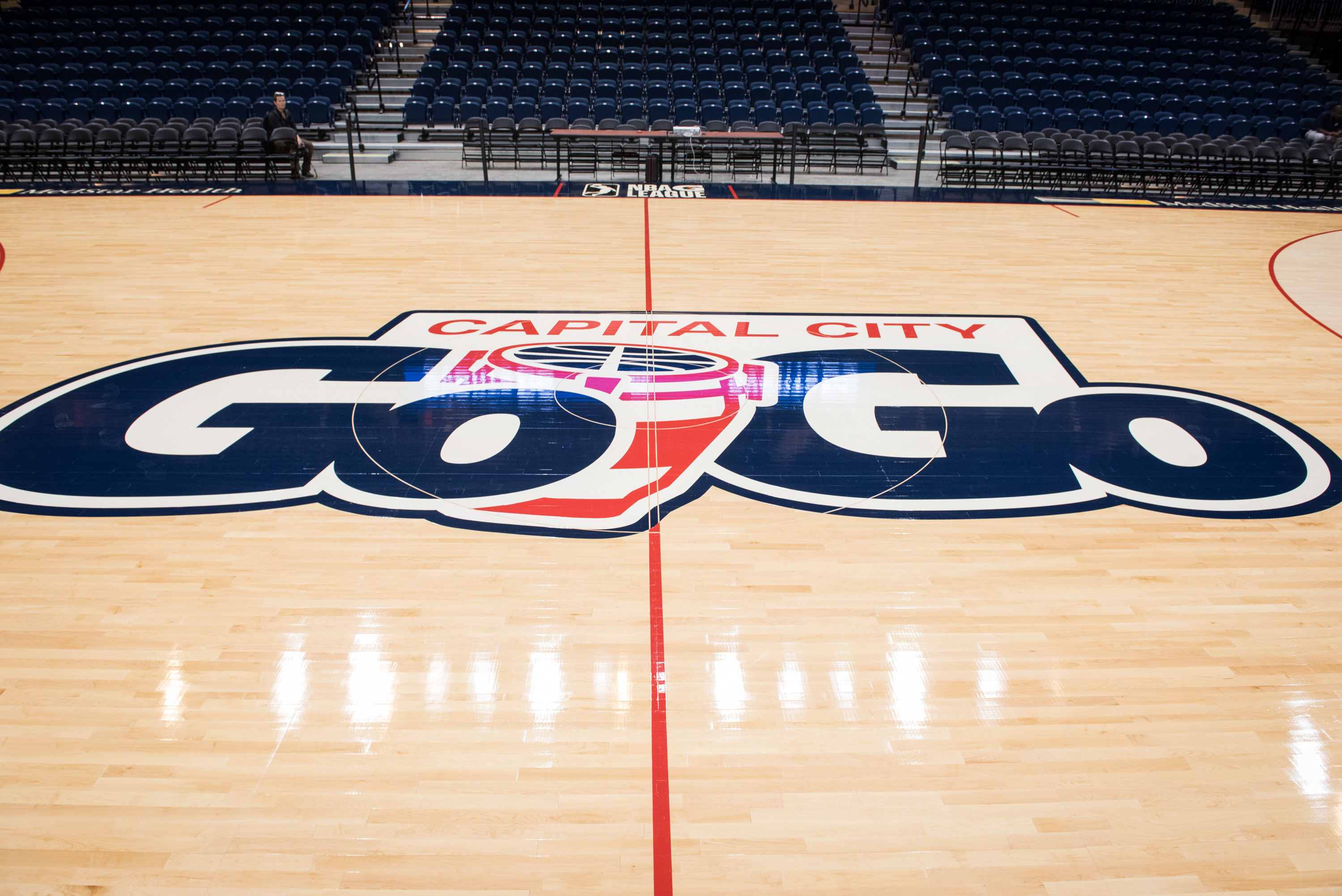 and the home court of D.C.'s new NBA G-League team, the Capital City Go-Go. (Image: Courtesy Events DC)