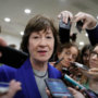 GOP Sen. Susan Collins says she will vote against healthcare bill