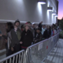 Shoppers wait in line for Black Friday deals