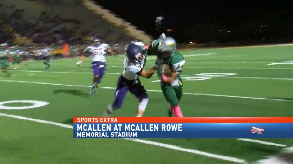 McAllen Rallies To Force Overtime, Takes Must-Win Against Rowe