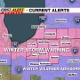 First Alert Weather: Winter Storm Warning issued for most counties