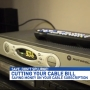 Save, don't splurge: cutting your cable bill