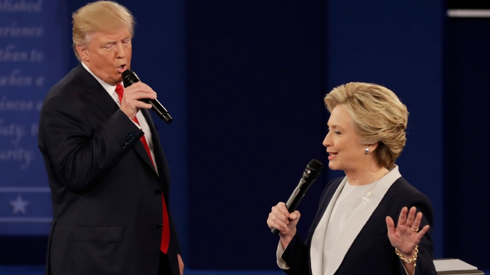 Trump and Clinton spar over possible 2016 rematch amid shakeup in 2020 race