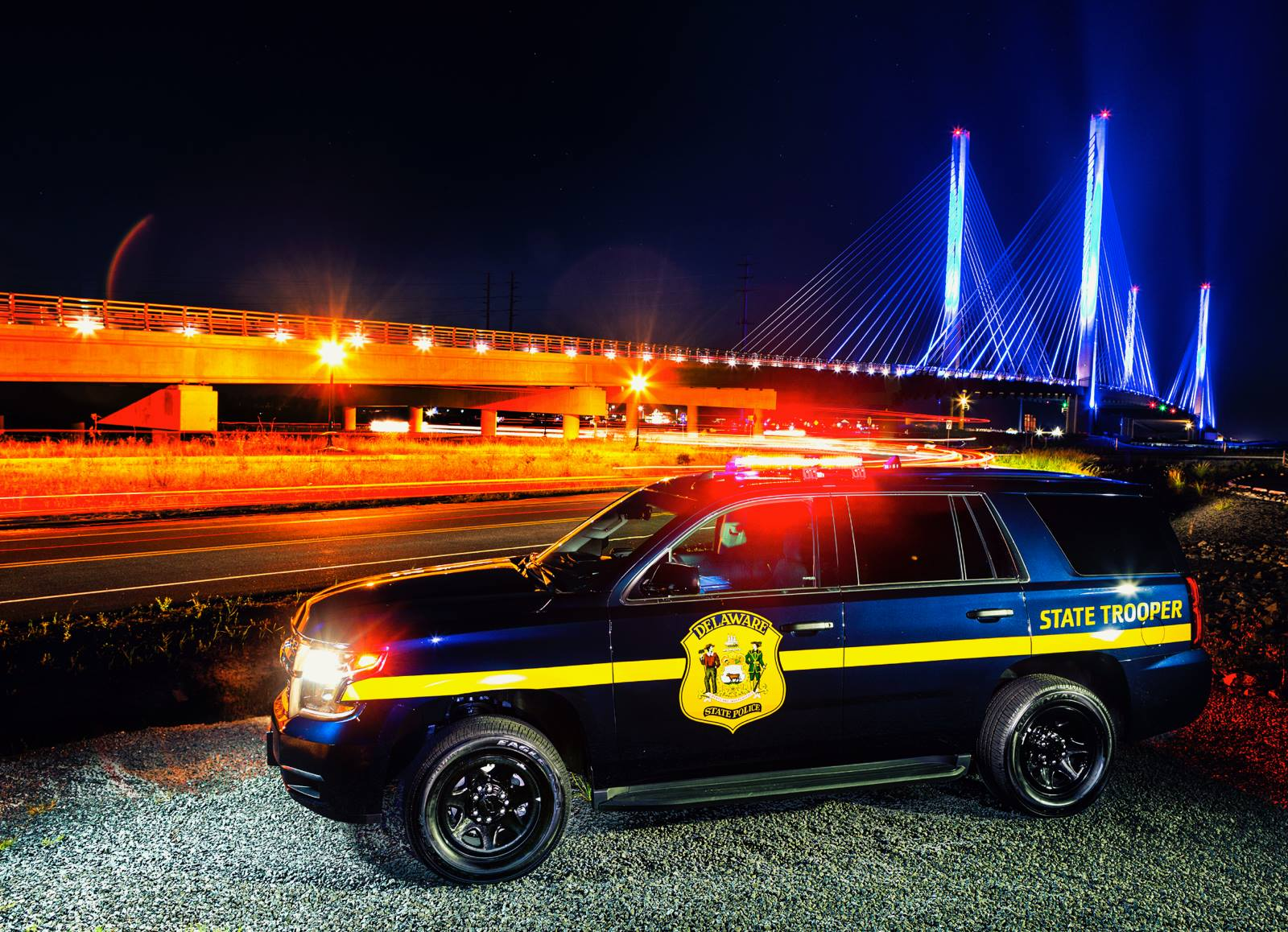 Delaware State Police. (American Association of State Troopers|Facebook)