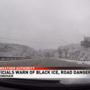 WATCH: Team coverage of road conditions at 10pm
