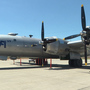 B-29 Superfortress touches down at Wilkes-Barre/Scranton International Airport