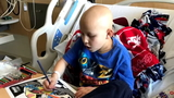 Lymphoma patient's 'lucky colors' to boost Kasey Kahne at NASCAR
