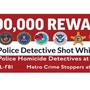 REWARD INCREASED: $190K for info in police officer's murder