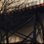 Trestle Bridge set on fire injuring 1 fire fighter