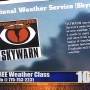 Weather Spotter Class at GBC