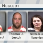 Three people charge with neglecting 21 dogs in Merrick County