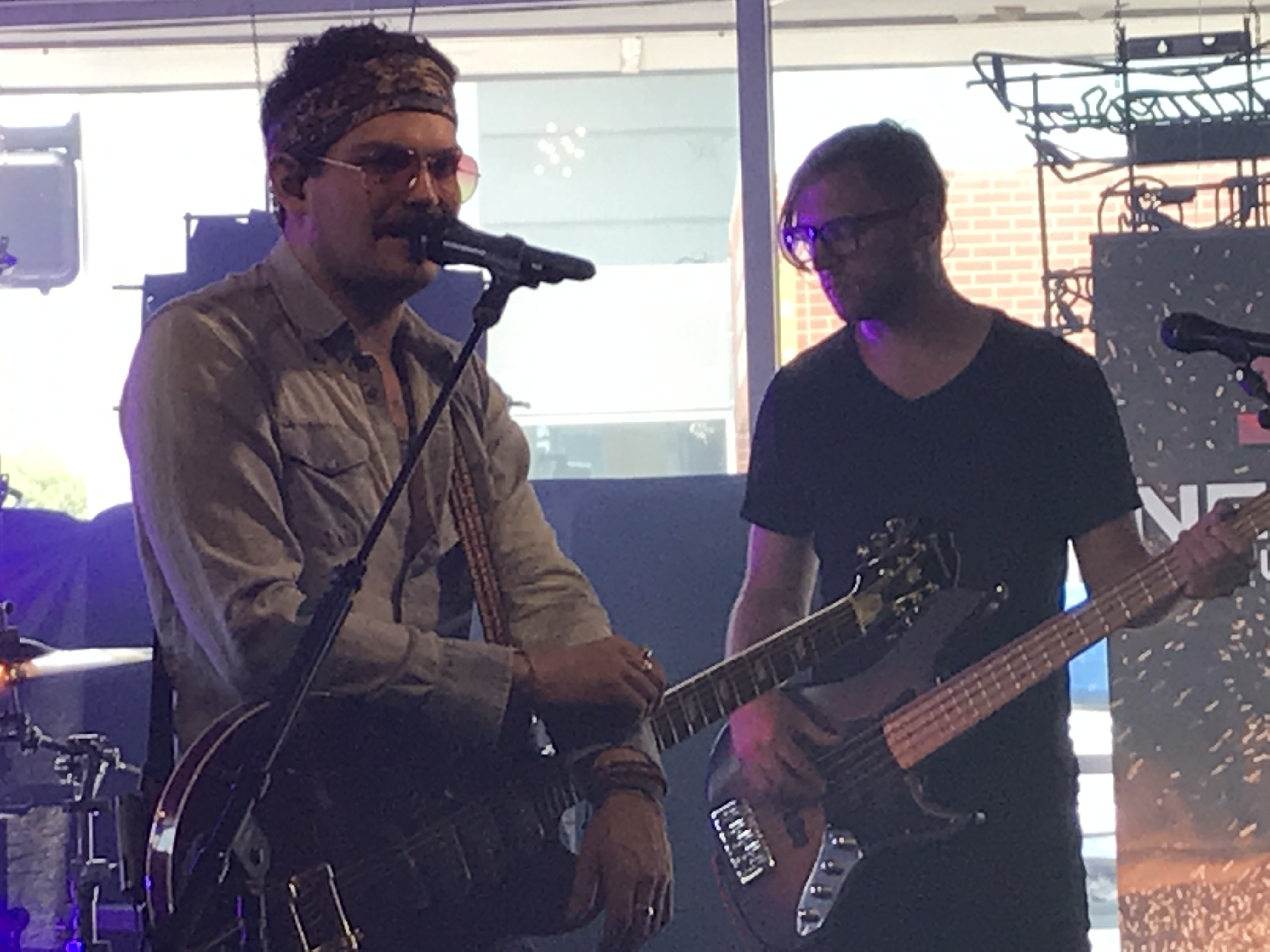 Paradisa at The Bar on the Avenue | Mile of Music: Mile 7 | Aug 4th, 2019 | Appleton, WI (WCWF/Jeff Bartel)