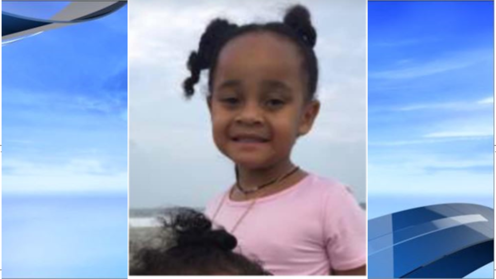 Missing 4 year old from Conway last seen with her father