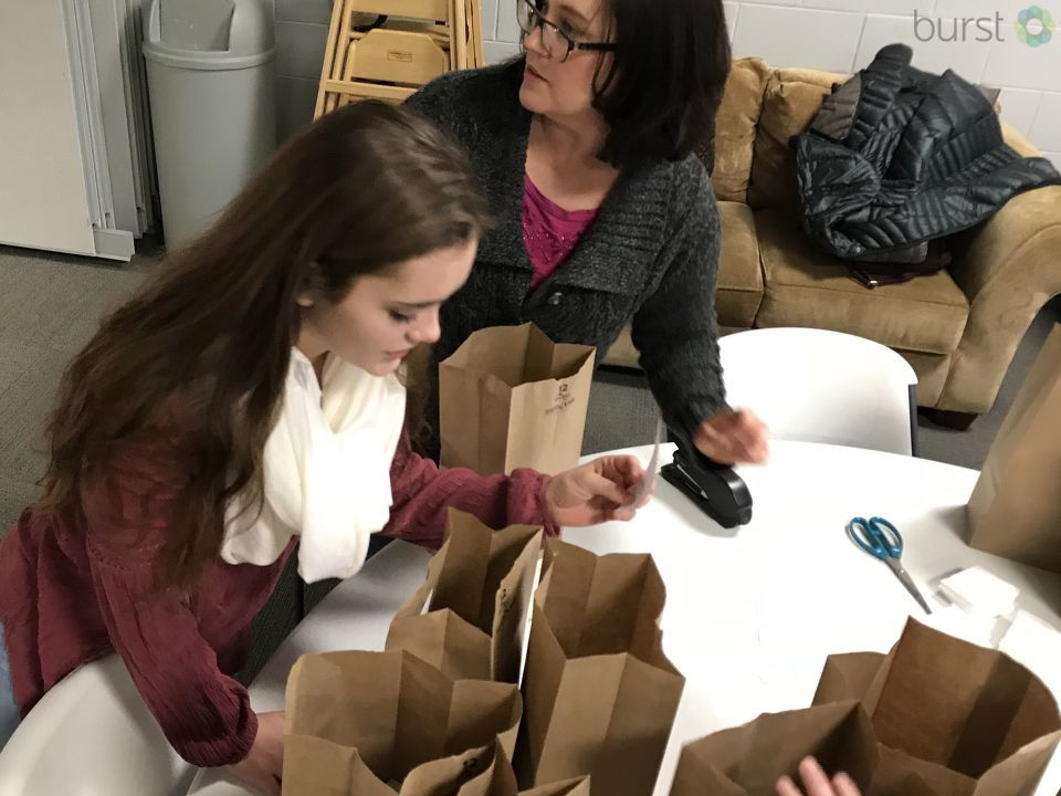 A group of Genesee County teens are raising money to buy menstrual products for low-income and homeless women.{ }(Photo: WEYI/WSMH)