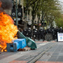 #MayDayPDX march permit pulled; more than two dozen arrested during downtown riots