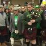 Annual World's Shortest St. Patrick's Day Parade