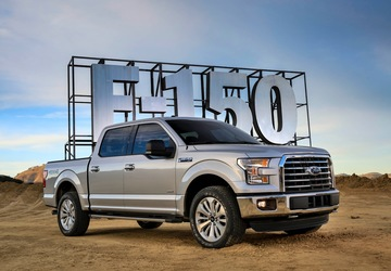 Ford recalling about 1.3M F-150s for possible door issue