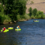 WATCH: Boise River opens to floaters!