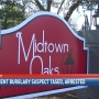 Burglary suspect tased, arrested in midtown Mobile
