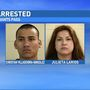 Two people arrested on drug charges in Grants Pass