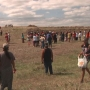 Vigil and march held in Toppenish to protest Dakota Access pipeline