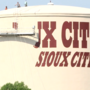 "Singing Hills water tower gets face-lift with ""Sioux City Sue"" art"