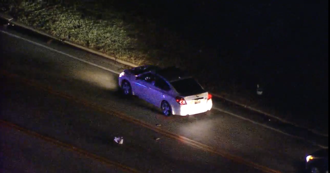 Police: Person facing life-threatening injuries after being struck by vehicle in Columbia (SkyTrak 7)